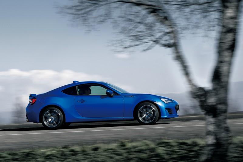 Toyota與Subaru合作開發的86與BRZ近期有新車型消息。