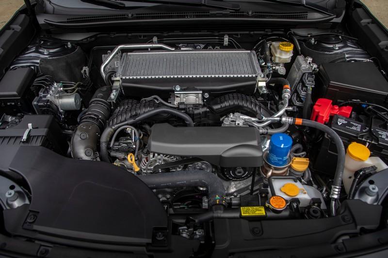 底盤會搭載TNGA平台,並且會配置2.4升260hp馬力的渦輪引擎。