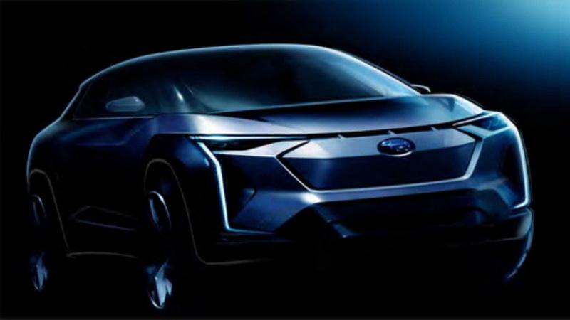 做得到嗎?Subaru 打算拋棄內燃機,全面轉向純電車輛發展