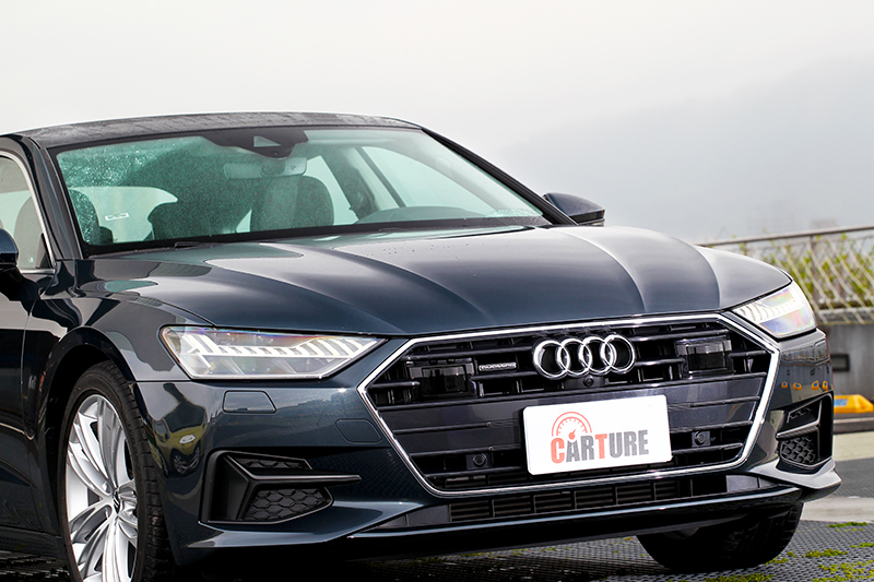 新世代Audi設計風格相當適合A7 Sportback運動車型。