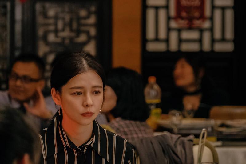 《孤味》徐若瑄飾演二女兒阿瑜