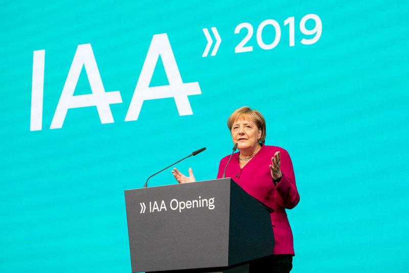 德國汽車工業協會VDA宣布2021年將移至新城市舉辦IAA車展。