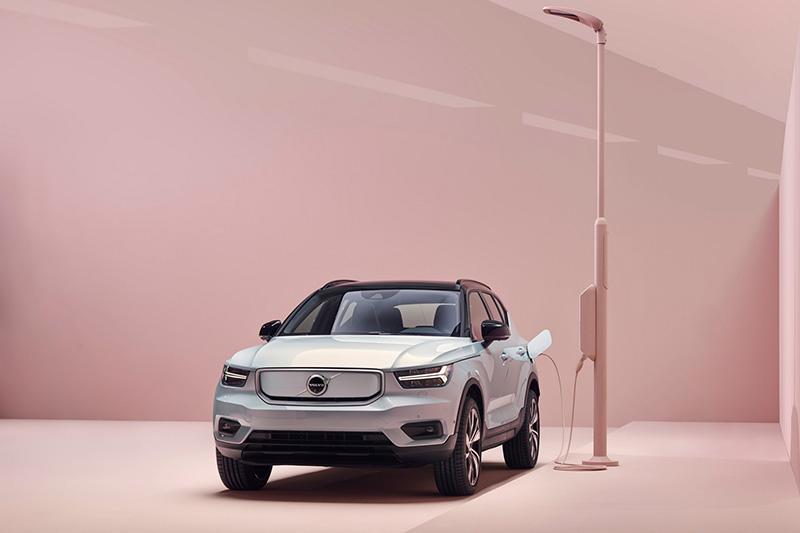 Volvo首款電動車XC40 Recharge以於去年10月登場,並在市場有著不錯的銷售表現。