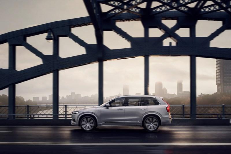 新世代XC90將會導入更先進的自動駕駛輔助系統。