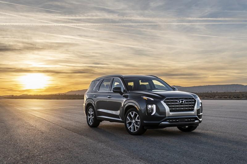 Hyundai因受中國停工而影響Palisade產能。
