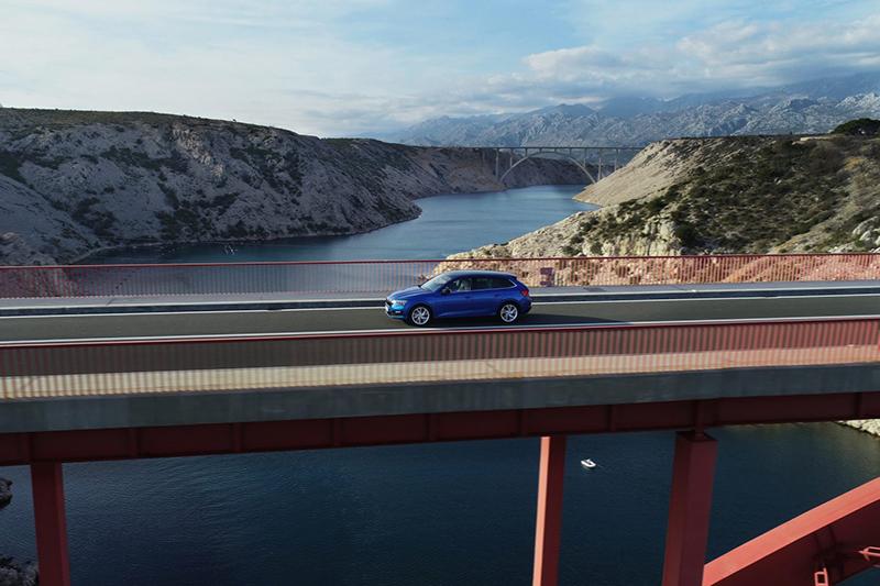 有了周延而齊備的ADAS先進駕駛輔助系統,大幅提升行車安全性且降低駕駛疲憊感。