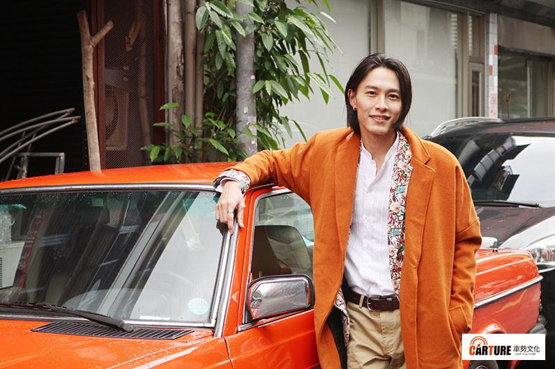 田士廣演出《彼岸之嫁》「林天青」一角表現突出深受觀眾喜愛。
