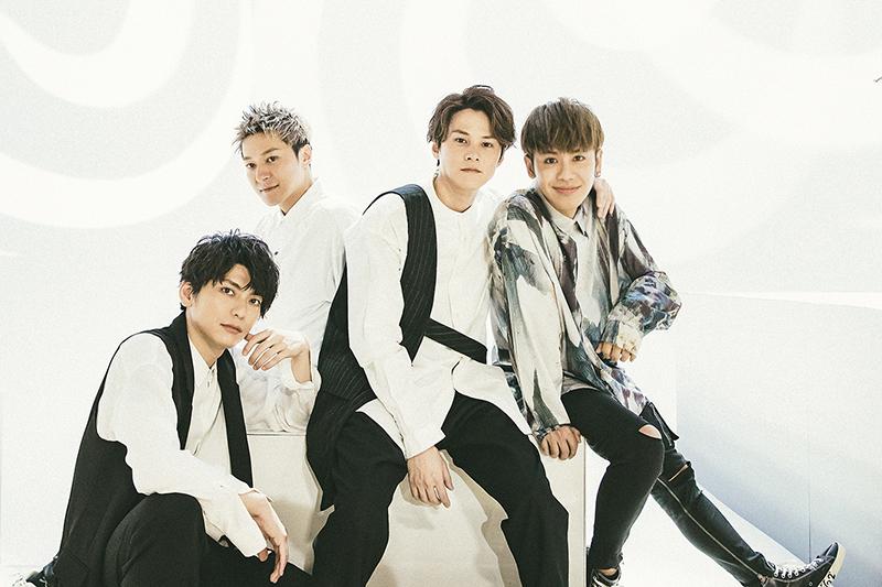 鼓鼓呂思緯(右)與日本唱跳男團Lead合作日文單曲〈超展開〉。
