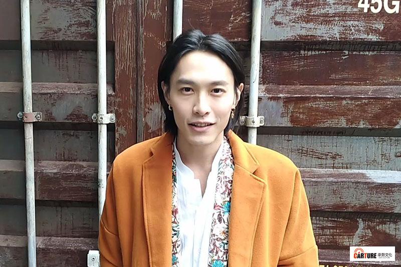 來自地獄的「天青少爺」田士廣親錄影片,祝福車勢文化的朋友情人節快樂!