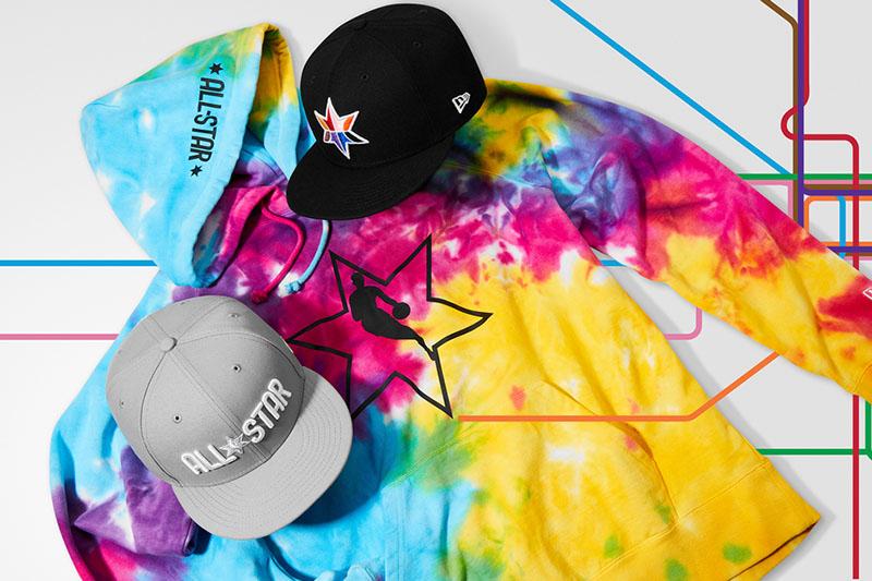 New Era應援《2020 NBA全明星賽》推出All-Star Game帽款