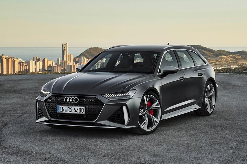 性能兇悍的RS 6 Avant是市場中最具指標性的高性能旅行車,也帶動了Audi在旅行車領域的良好形象與銷售表現。