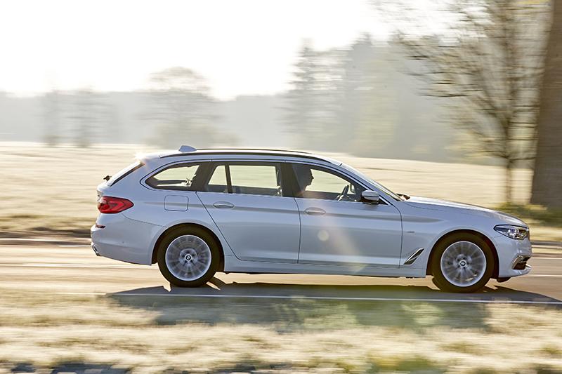 隨著5 Series即將進行小改款,BMW會藉此機會導入美國市場嗎?