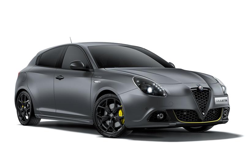 Alfa Romeo Giulietta「Veloce Matt」特式車日本限時、限量發售