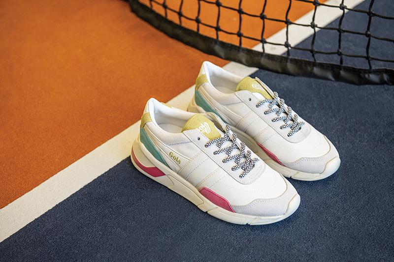 Gola推出夢幻粉彩色系老爹鞋,絕對會讓女孩們少女心大爆發