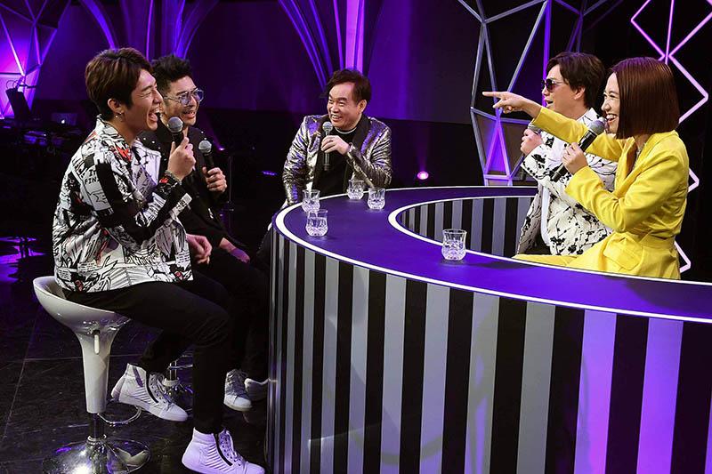 全新台語音樂綜藝節目《上奅台灣歌》