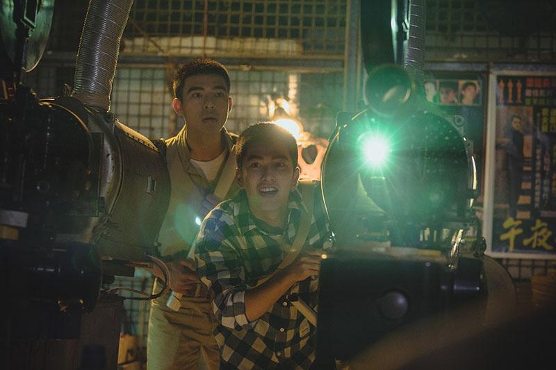 瞿友寧監製純愛新作《刻在你心底的名字》榮膺2020金馬奇幻影展開幕片