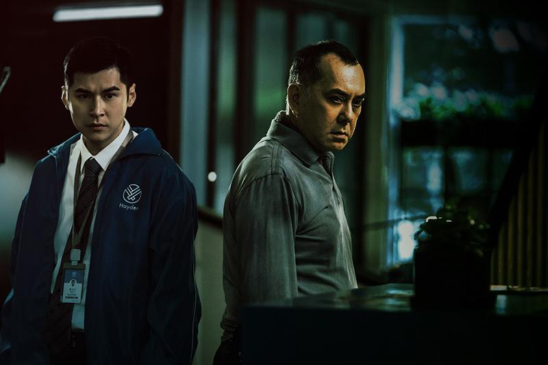 《死因無可疑》是香港導演袁劍偉繼《暗色天堂》入選2016金馬奇幻影展開幕片後的最新作品,再度邀來金馬影后林嘉欣、香港影帝黃秋生合作