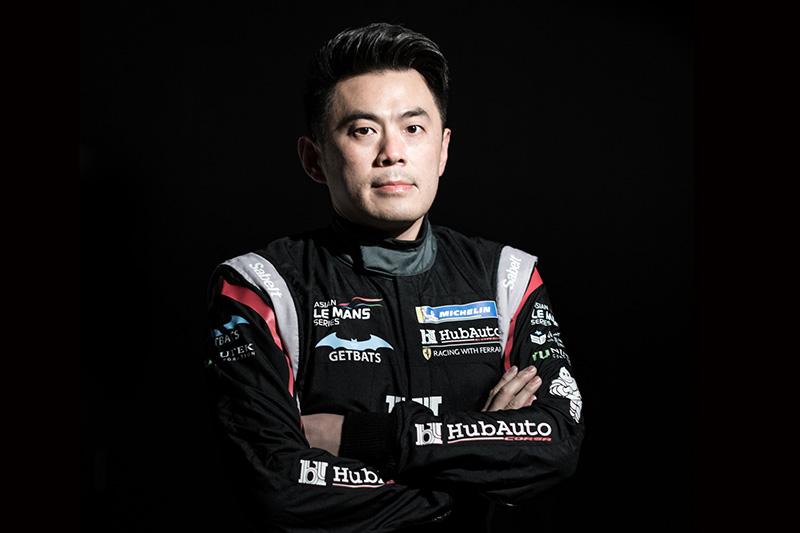曾參加法國利曼車賽的台灣版賽道狂人Morris對電影「賽道狂人」開場賽車畫面最有感