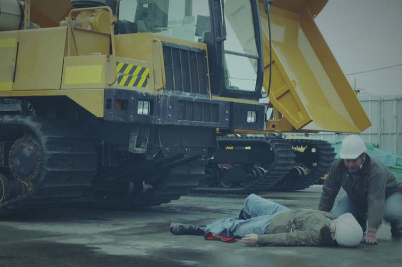 工作發生意外可能導致脊髓受傷,嚴重者可能癱瘓