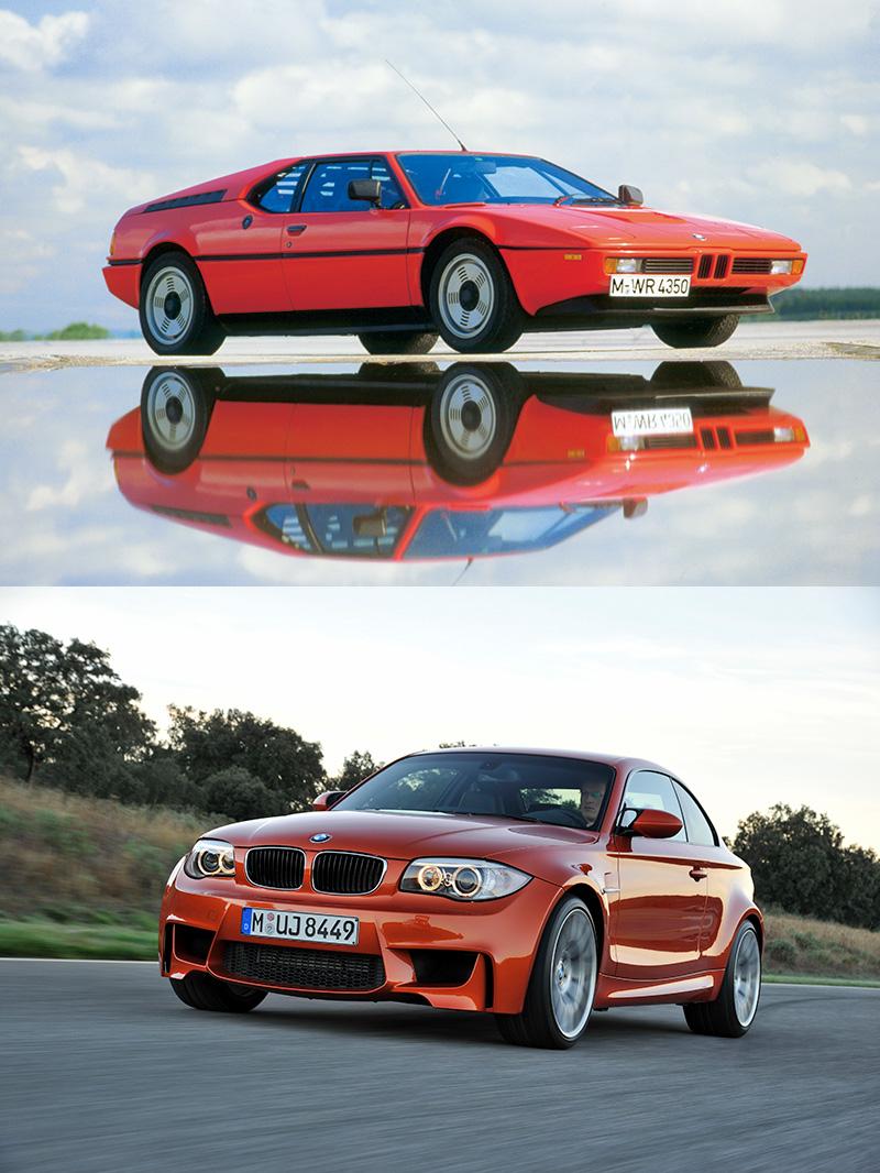 1M或M1,在鐵桿車迷心中的價值與地位太過崇高,是無法接受這兩個車名用在不是採後輪驅動的車款上。