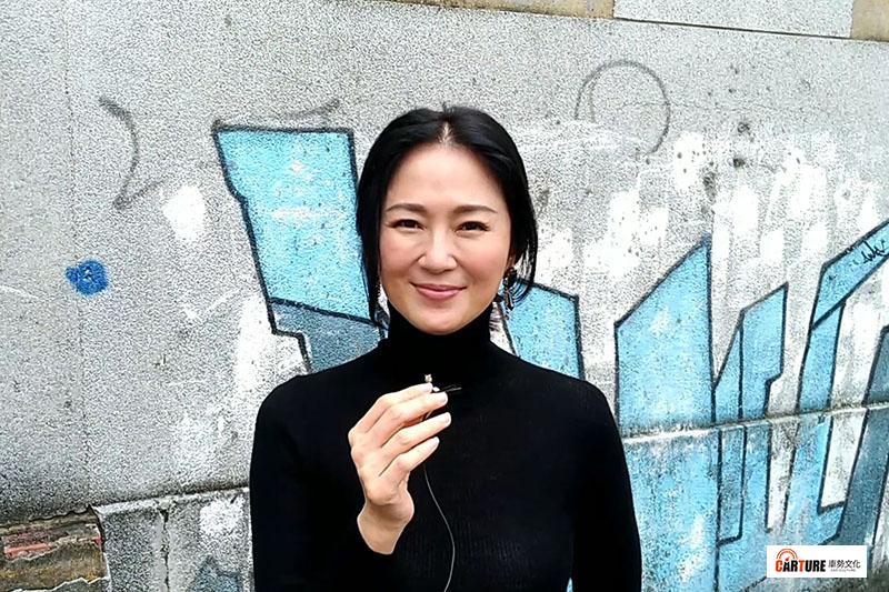 寵粉「太后」李之勤親錄影片,邀車勢文化的朋友收看《鏡子森林》