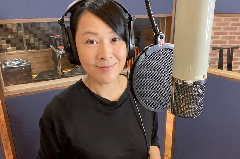 劉若英獻聲〈我要你好好的〉傳遞微小的心意