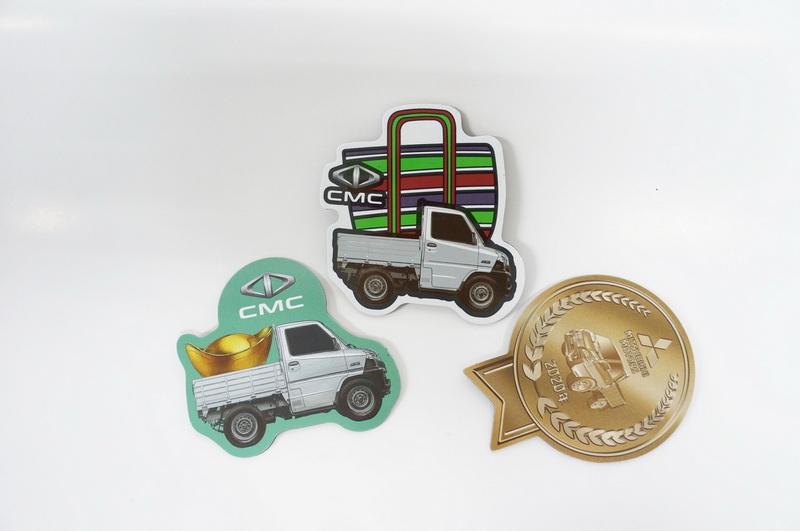 得利卡咖啡車巡迴北北基批發市場  還送頭家文創磁鐵組