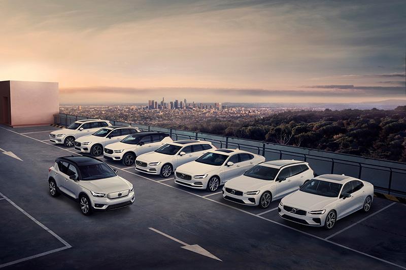 Volvo日前宣布瑞典、美國與比利時工廠暫時停工1個月。