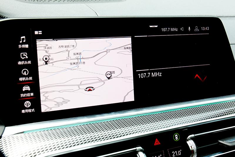 12.3吋數位儀表與中控螢幕已在多款新世代BMW車型體驗過。
