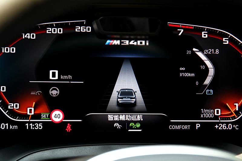 半自動駕駛智慧輔助系統與16支Harman Kardon揚聲器,是高速長途旅途最佳夥伴。