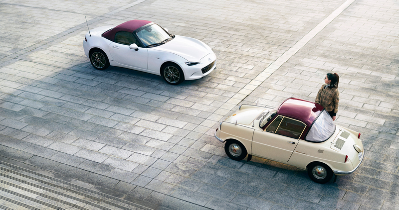 2020年是Mazda創廠百年,對此將針對旗下車型推出特仕車。