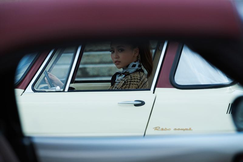 100週年特仕車靈感來自於首款乘用車R360 Coupe。