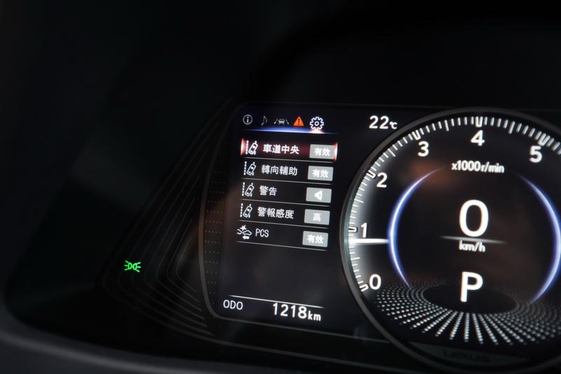 Lexus Safety System+ 2.0 駕駛輔助系統全面變成標配後讓UX的戰力更為提升