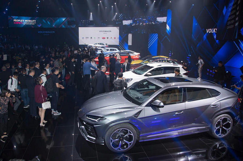 第16屆北京車展延至9/26舉辦。