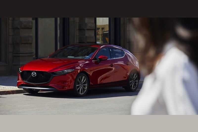 Mazda 3以些微差距贏了Porsche Taycan獲得世界設計風雲車獎。