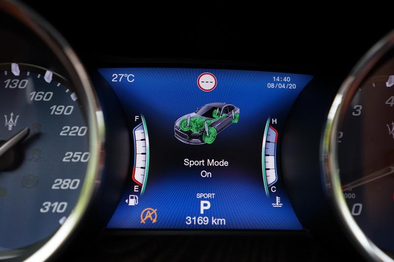 Sport模式下引擎、變速箱、懸吊皆會變得更為競技取向