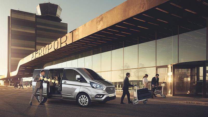 Ford Tourneo Custom連續5年蟬聯歐洲商用車銷售第一。