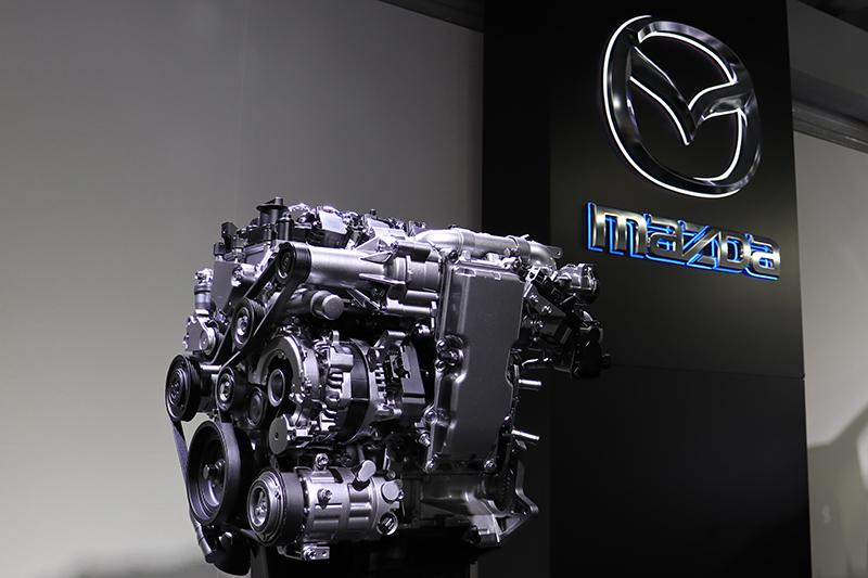 Mazda所開發的直六引擎未來也會與Toyota一起使用。