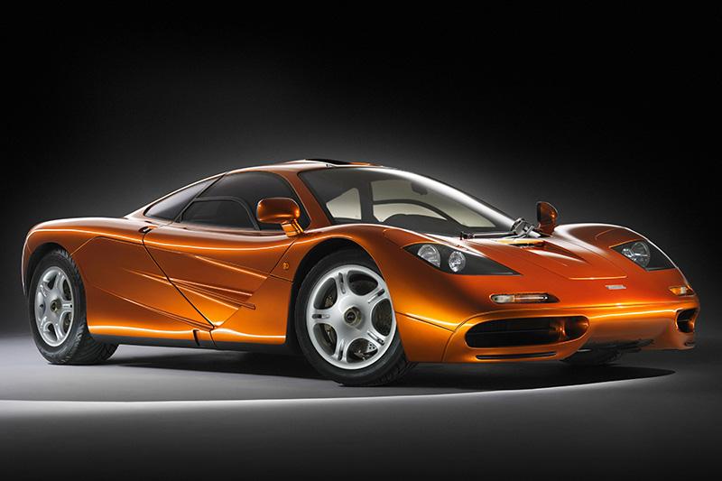 McLaren F1可說是奠定McLaren在造車領域崇高地位的最重要車款,於1994年登上世界最速車款寶座後,到2005年才由Koenigsegg  CCR打破,至今它仍是全球最快的自然進氣動力車款。