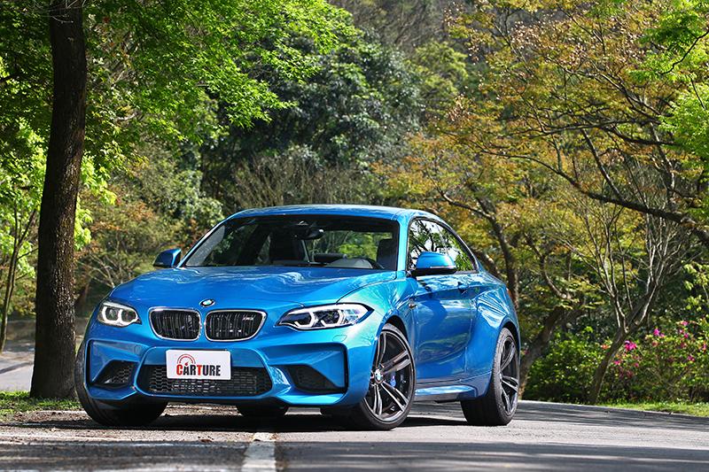 言明澔的「夢想車款」是BMW M2,但無法滿足他想要的空間機能,也不能載很多朋友。/本站資料照片