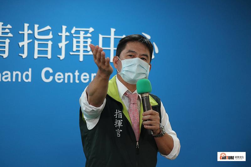 「中央流行藝情指揮中心」演員洪都拉斯表示,陳時中部長發言前、後都會有的那句「齁」,那就變成經典。