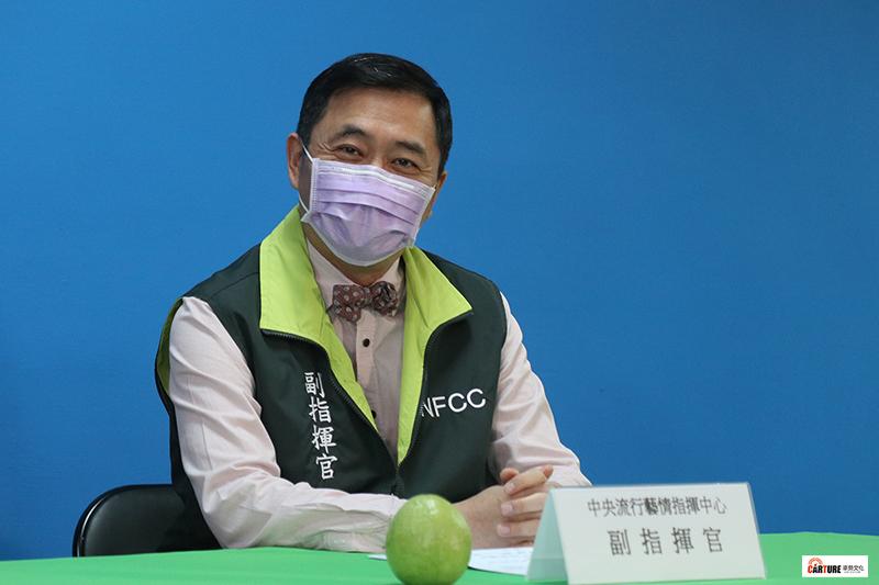 「中央流行藝情指揮中心」演員湯志偉平常就喜歡在FB分享笑話。