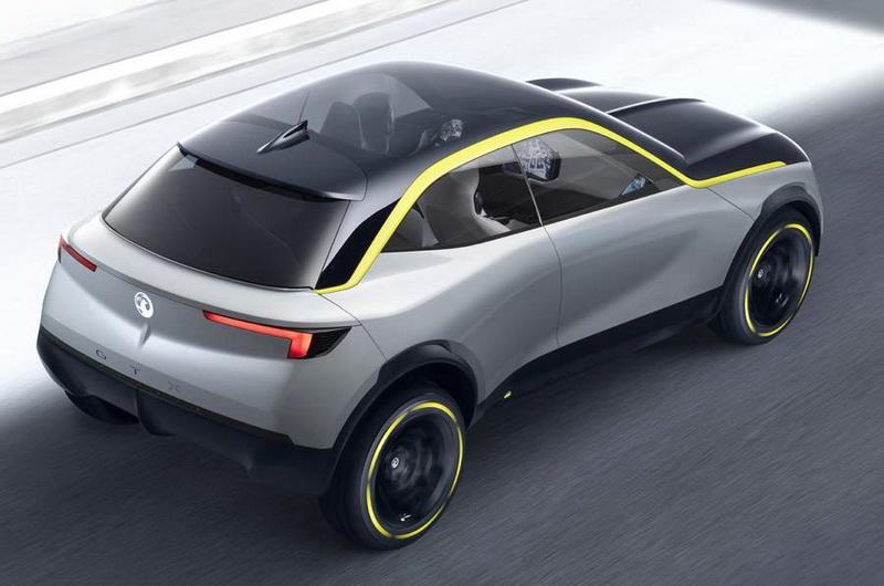 GT X概念車