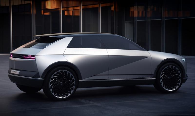 有消息指出45 EV將要投入量產來取代Ioniq。