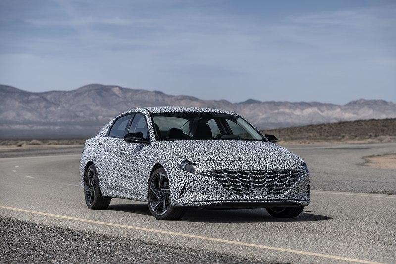 Hyundai新世代Elantra發表就預告將會推出Elantra N Line車型。