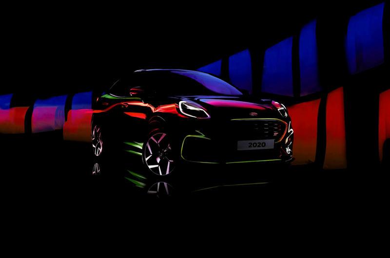先前便補獲到Puma ST測試車,如今也預告該車即將登場。