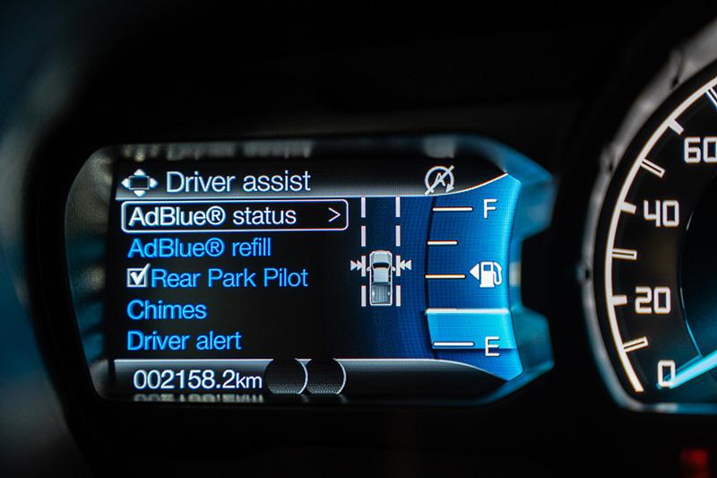 New Ford Ranger職人型/全能型標配Ford Co-Pilot360TM Technology全方位智駕領航科技。