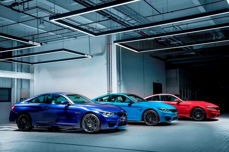 BMW M4 Edition ///M Heritage全球限量750台,台灣爭取到5台配額。