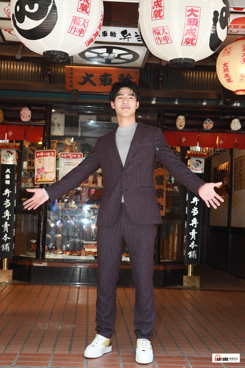 《大債時代》演員陳昊森。