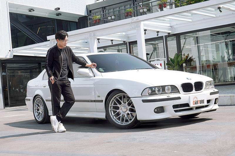 對陳熙之他而言,買車只為享受改裝的過程及樂趣。